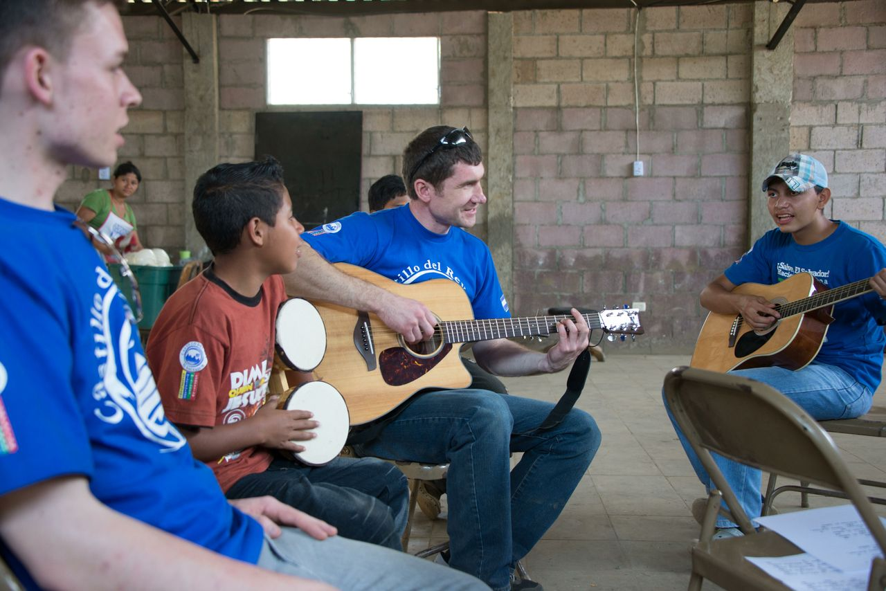 El Salvador mission trip